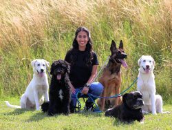 Hondengedragsdeskundige Manon voor den Dag 01