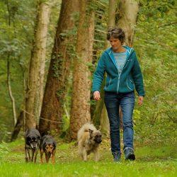Hondengedragsdeskundige Ingrid Timmermans